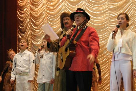 Концерты с Григорием Гладковым и звездами эстрады
